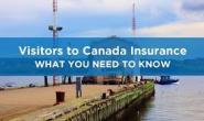 加拿大旅游探亲保险实力讲解!
